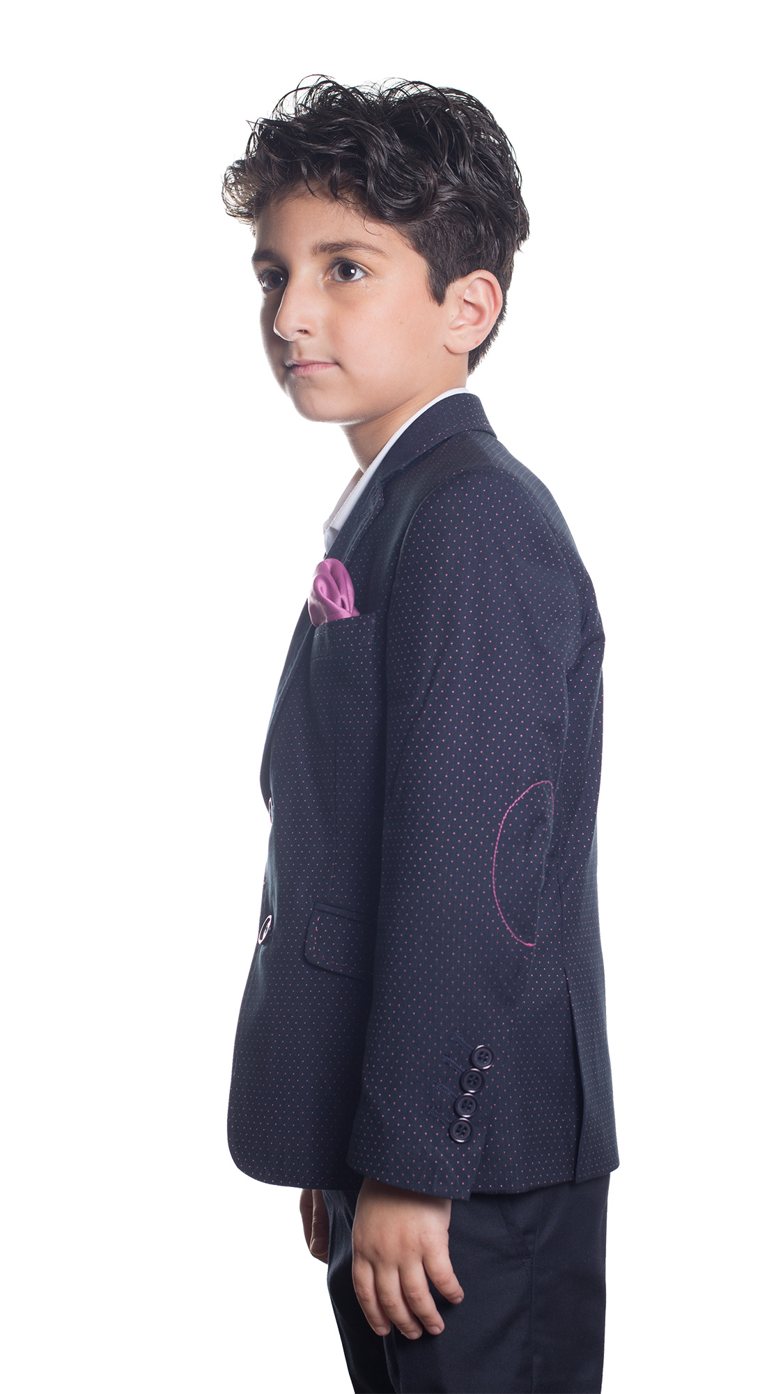Polka Dots Boys Blazers / Sports Coat Jacket EBBS1665