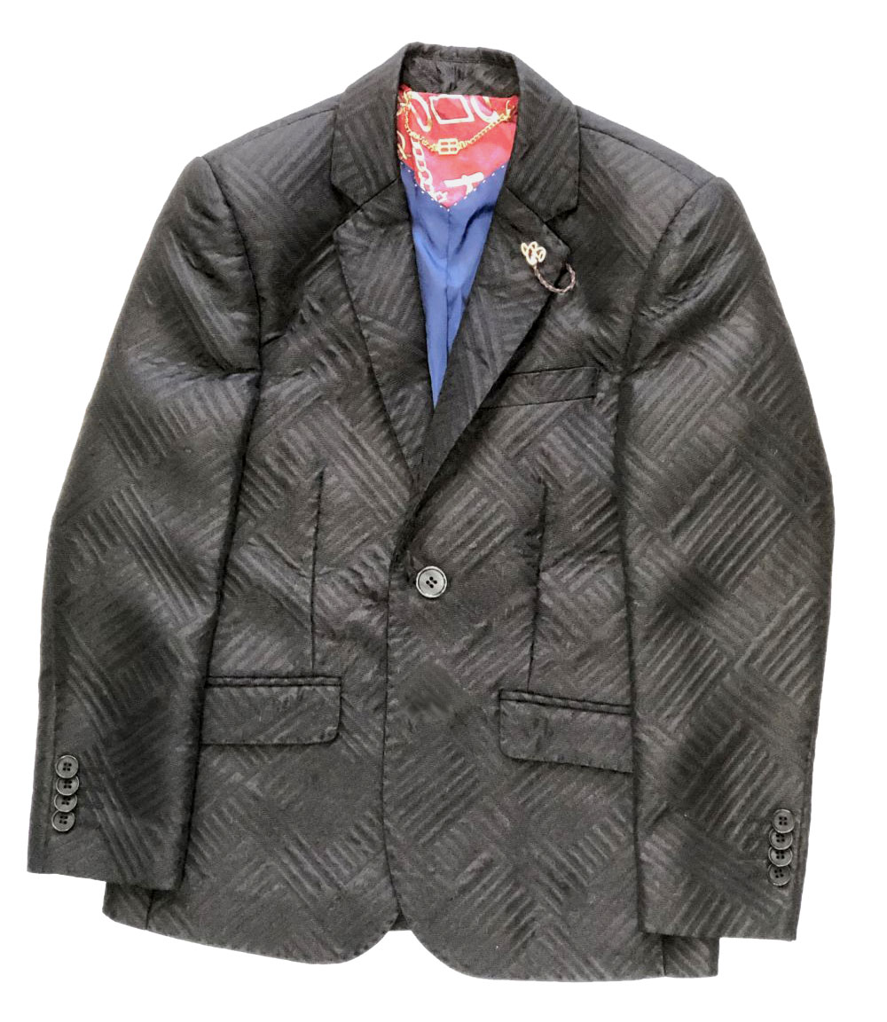 Chanel Quilted Designs Boys's Blazers - Sports Coat Jacket EBBW1869B