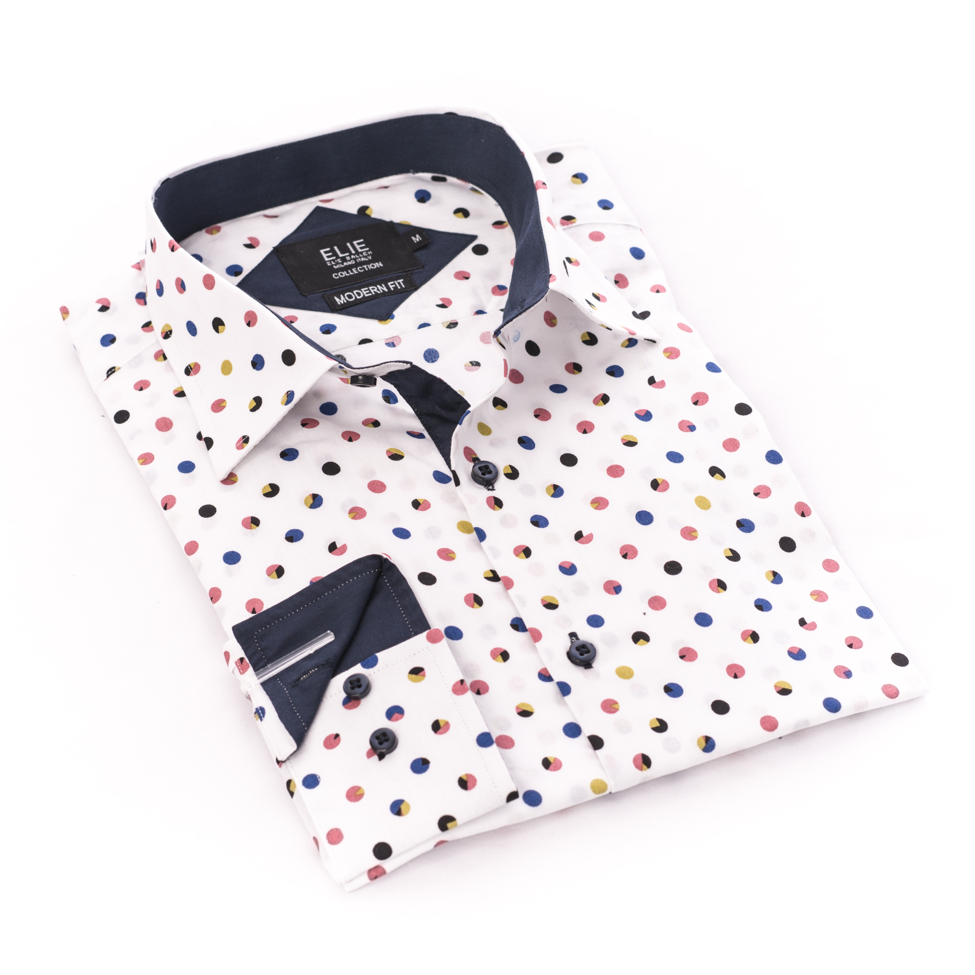 Pac Man Dots premium Boys Shirts / Button Down CEBSH314B
