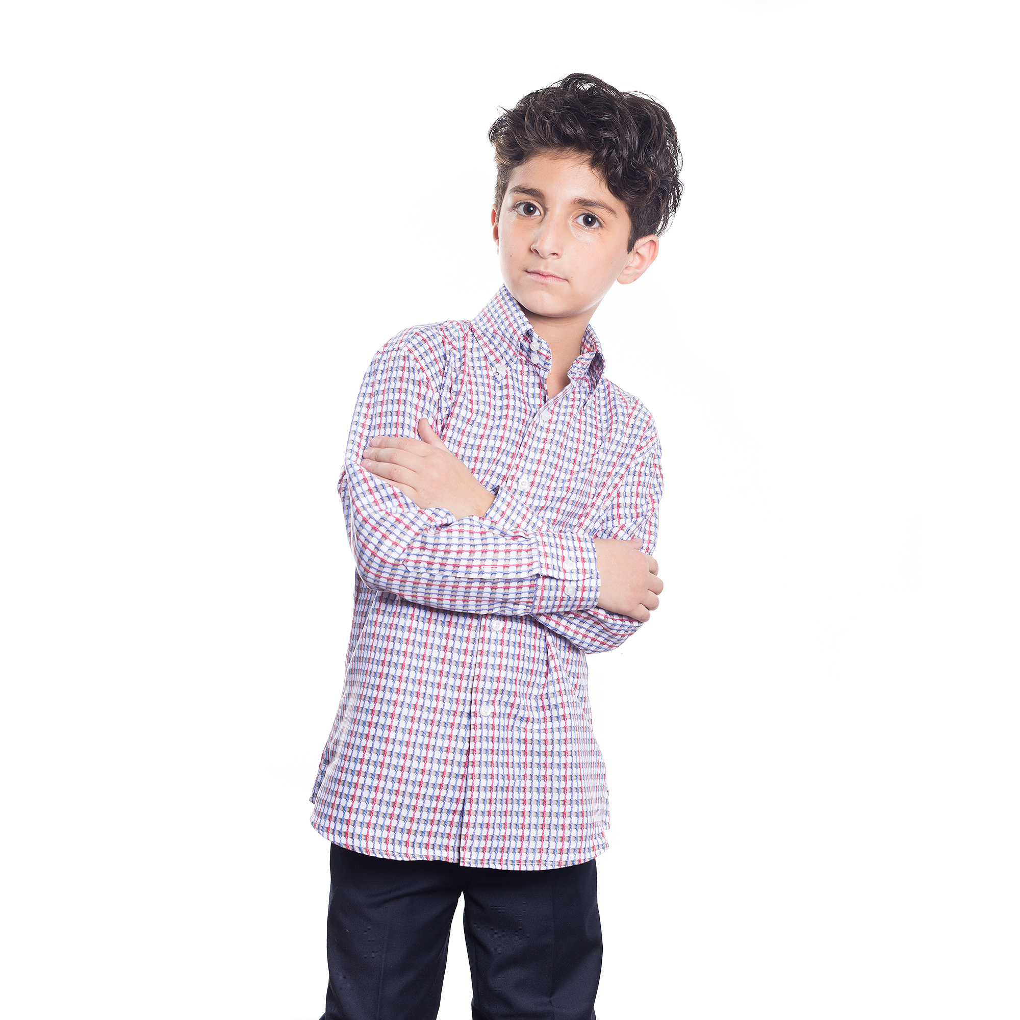 3D Print Design Boys Shirts / Button Down EBSH142B