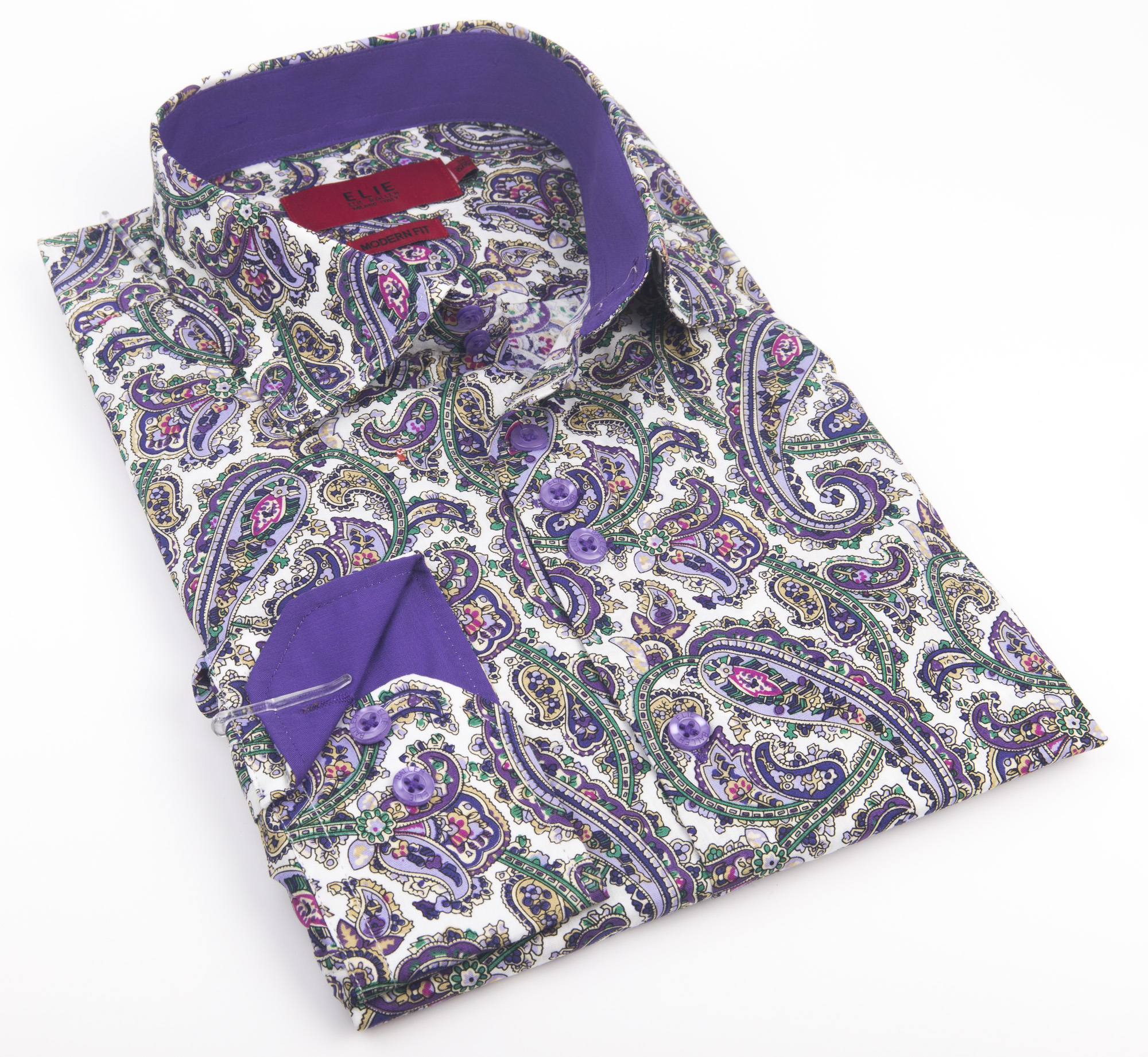 Paisley Boys Shirts / Button Down EBSH152B