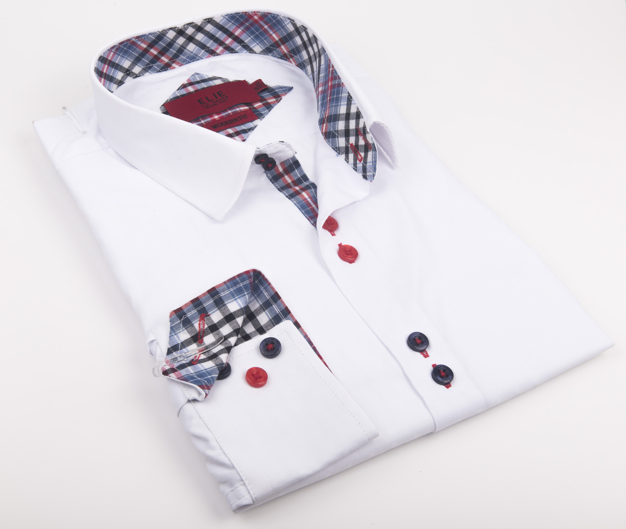 Solid Textured premium Boys Shirts / Button Down EBSH172B