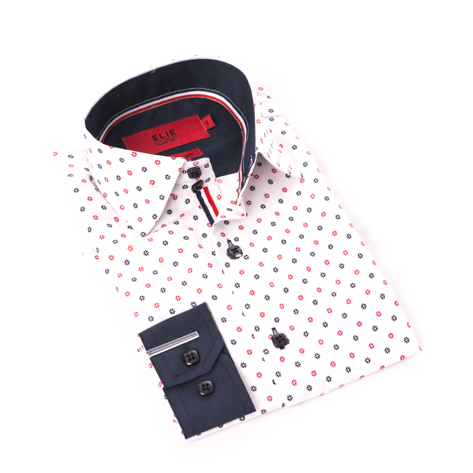 Print Design Boys Shirts / Button Down EBSH235B