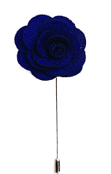 Elie Balleh Medium Flower Lapel Pin Boutonniere