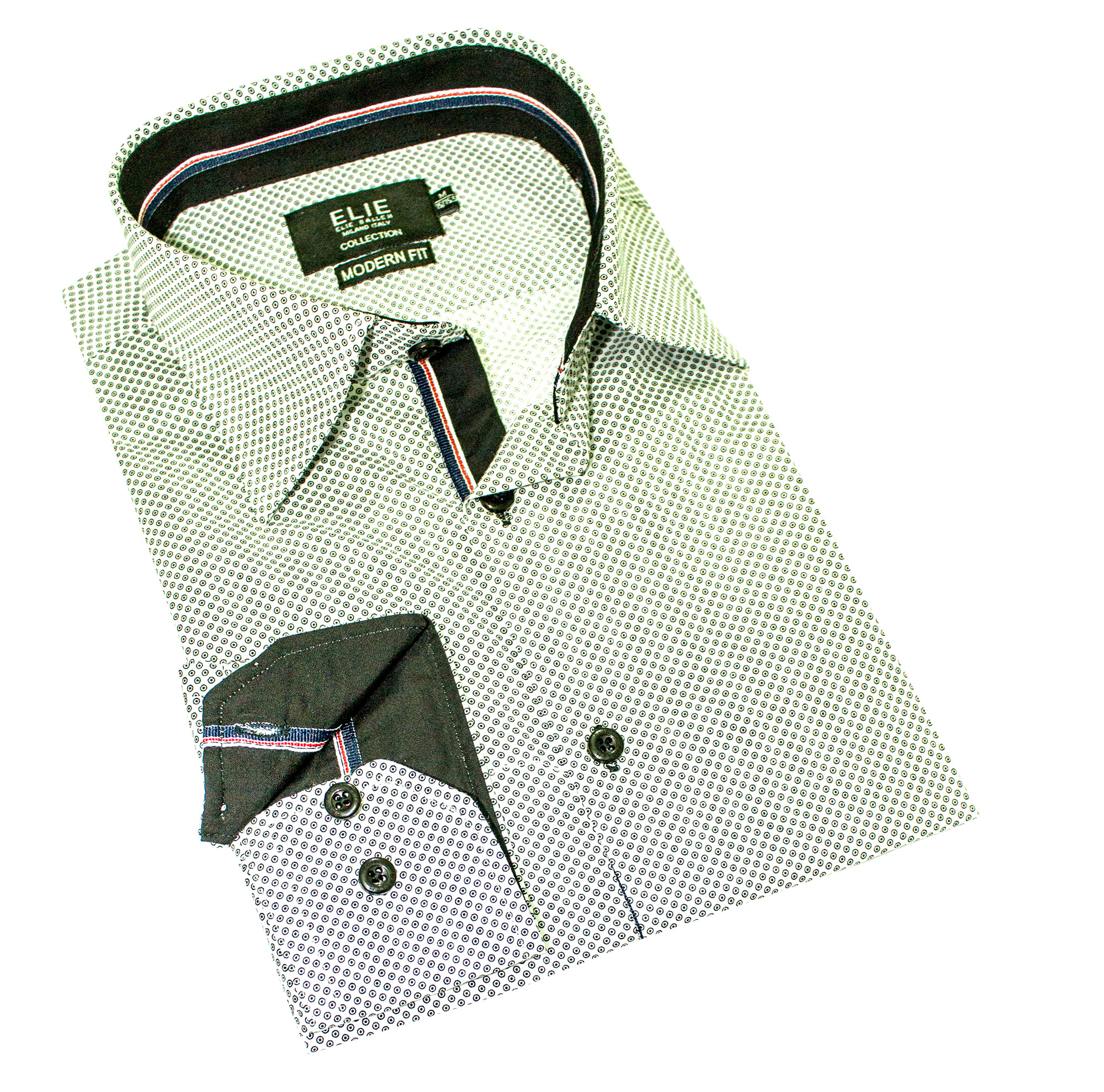 Doted premium Men Shirts / Button Down CEBSH303M