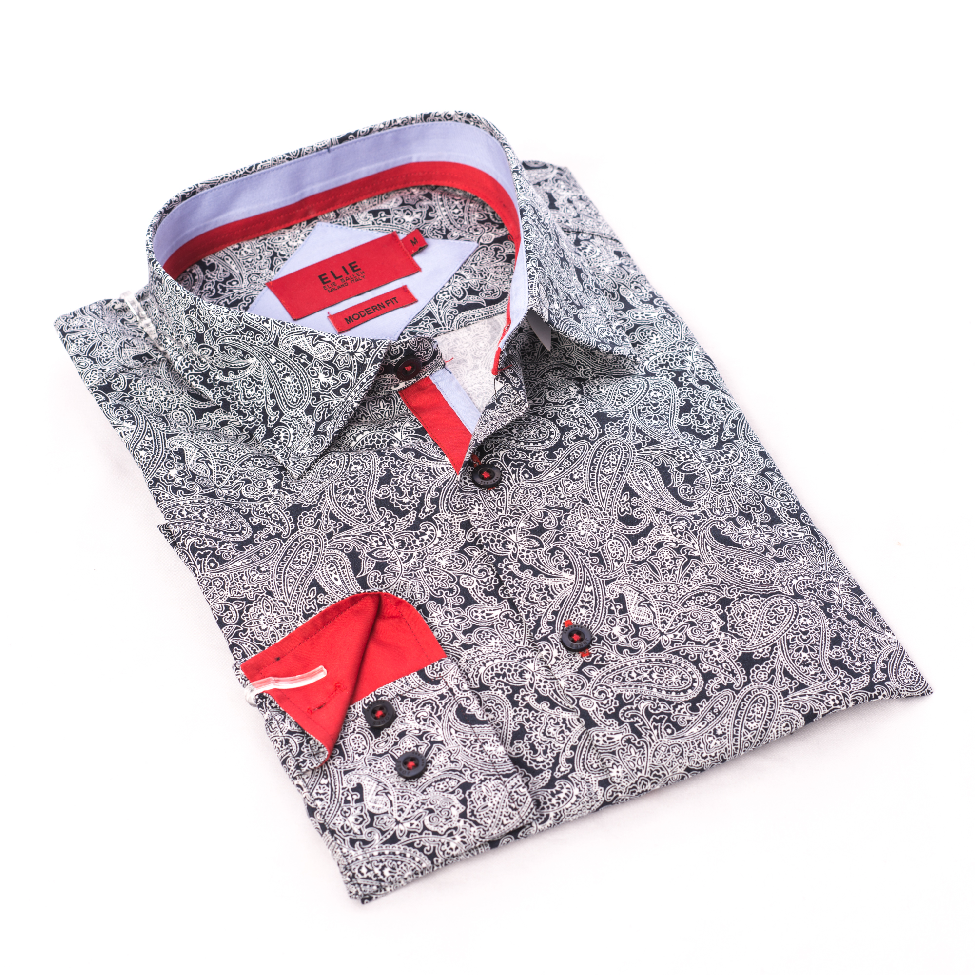 Paisley Men Shirts / Button Down EBSH246M