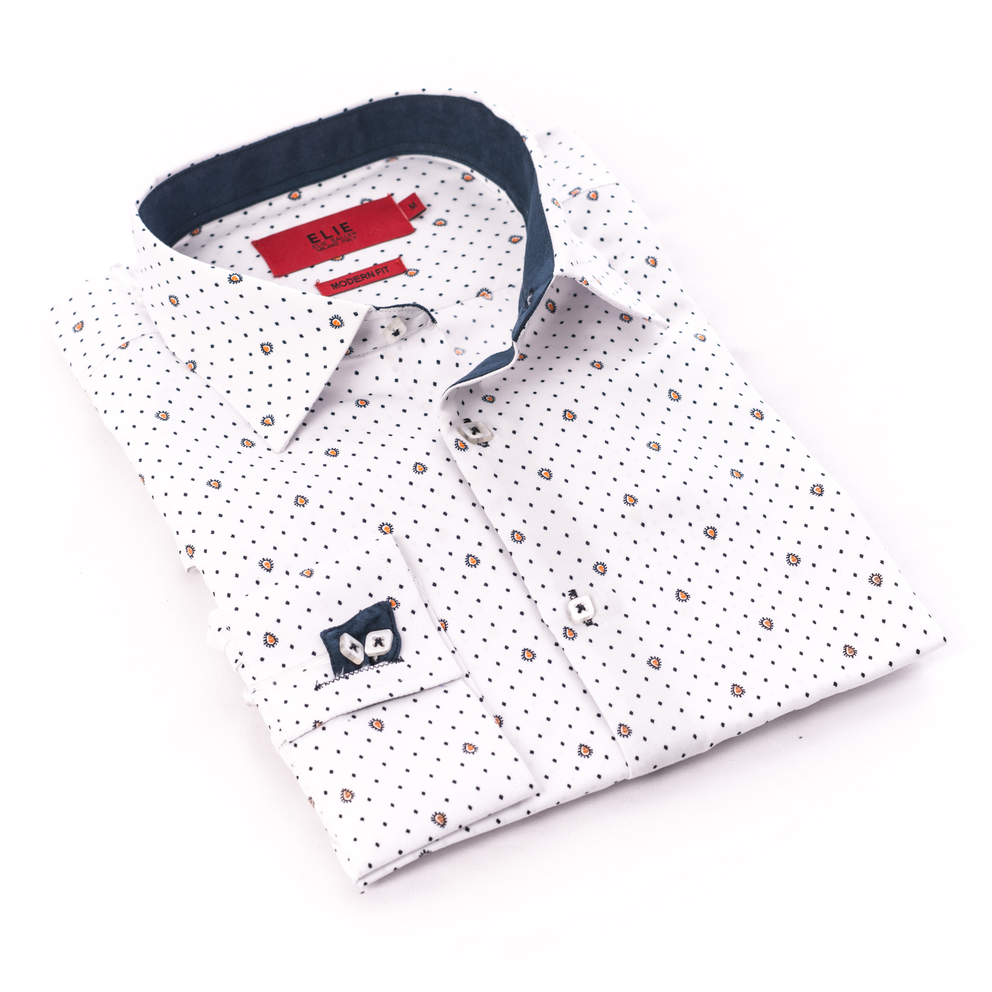 Diamond Design Men Shirts / Button Down EBSH248M