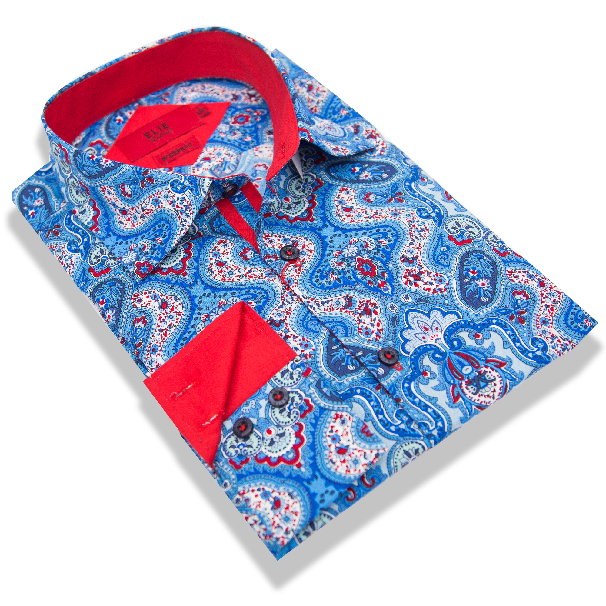 Medium Paisley Men/Shirts EBSH275M
