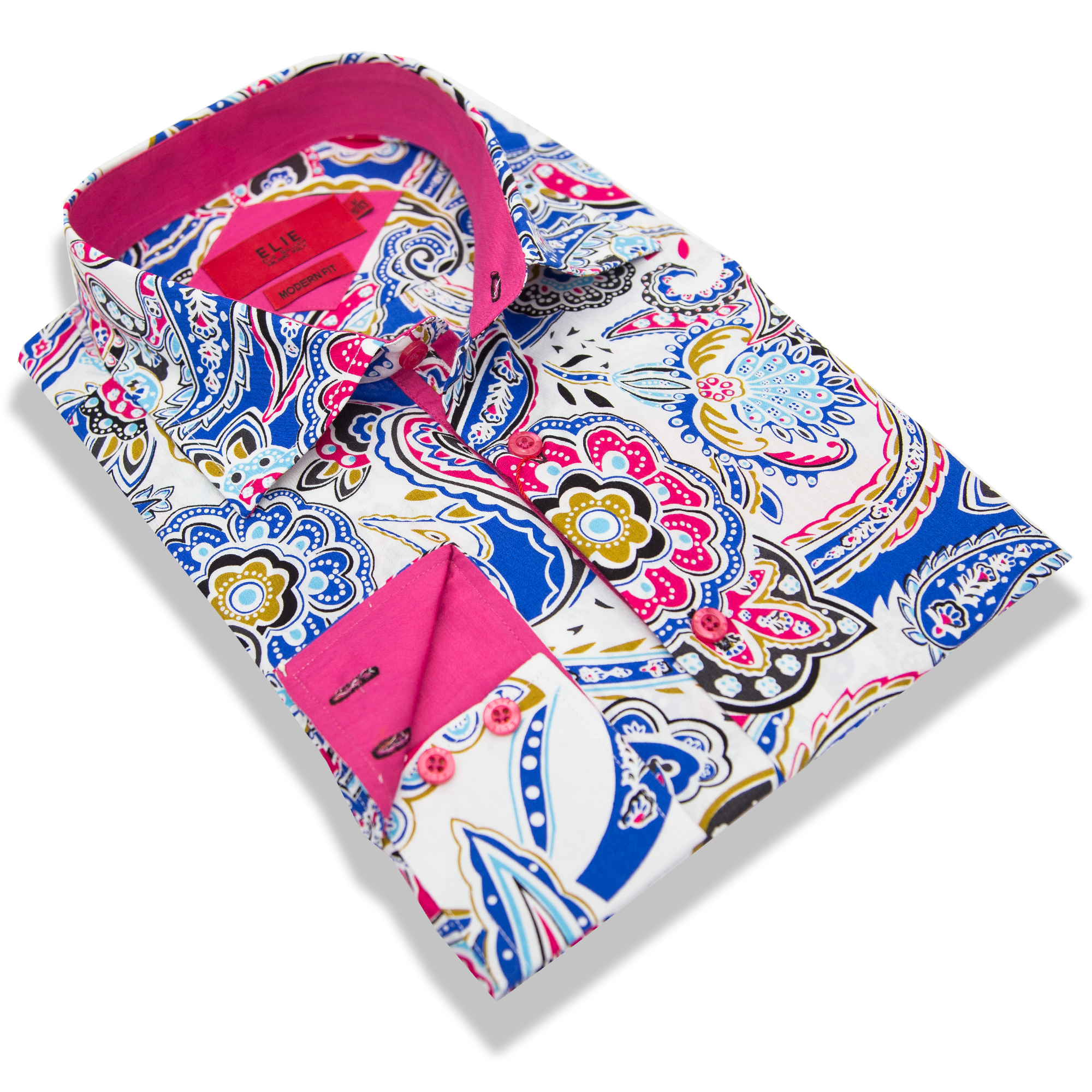 Wild Paisley Men/Shirts EBSH277M