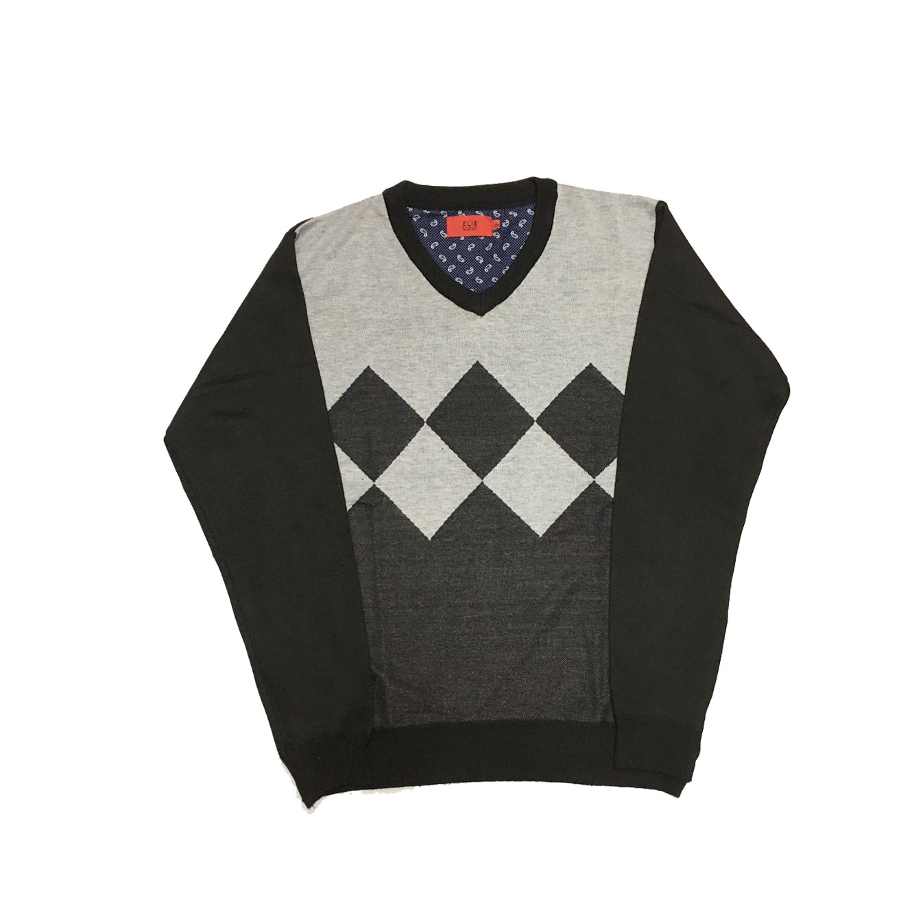 Diamond Shaps Men's Sweaters EBST1803M