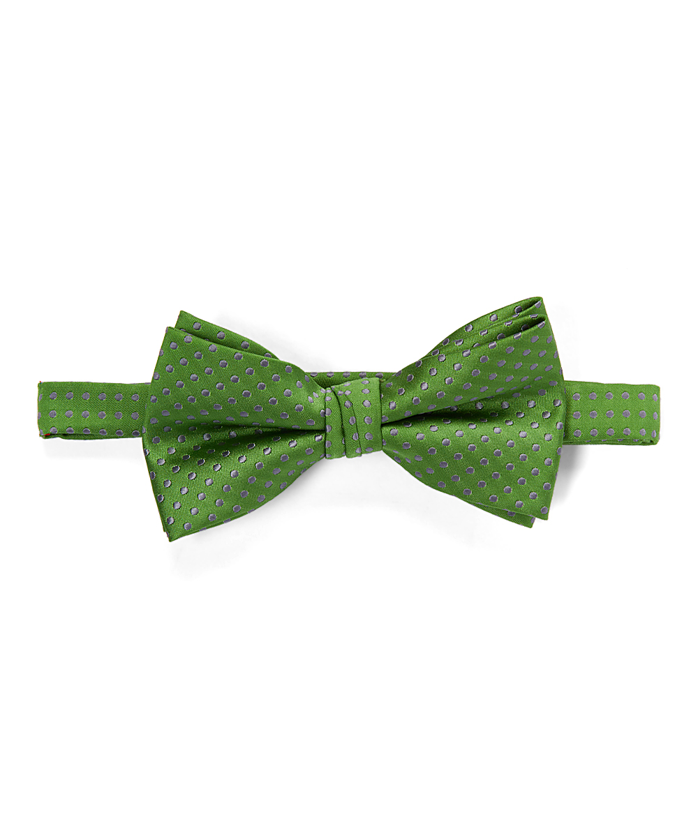 Polka Dots Men's Bowties EBBT105-1M