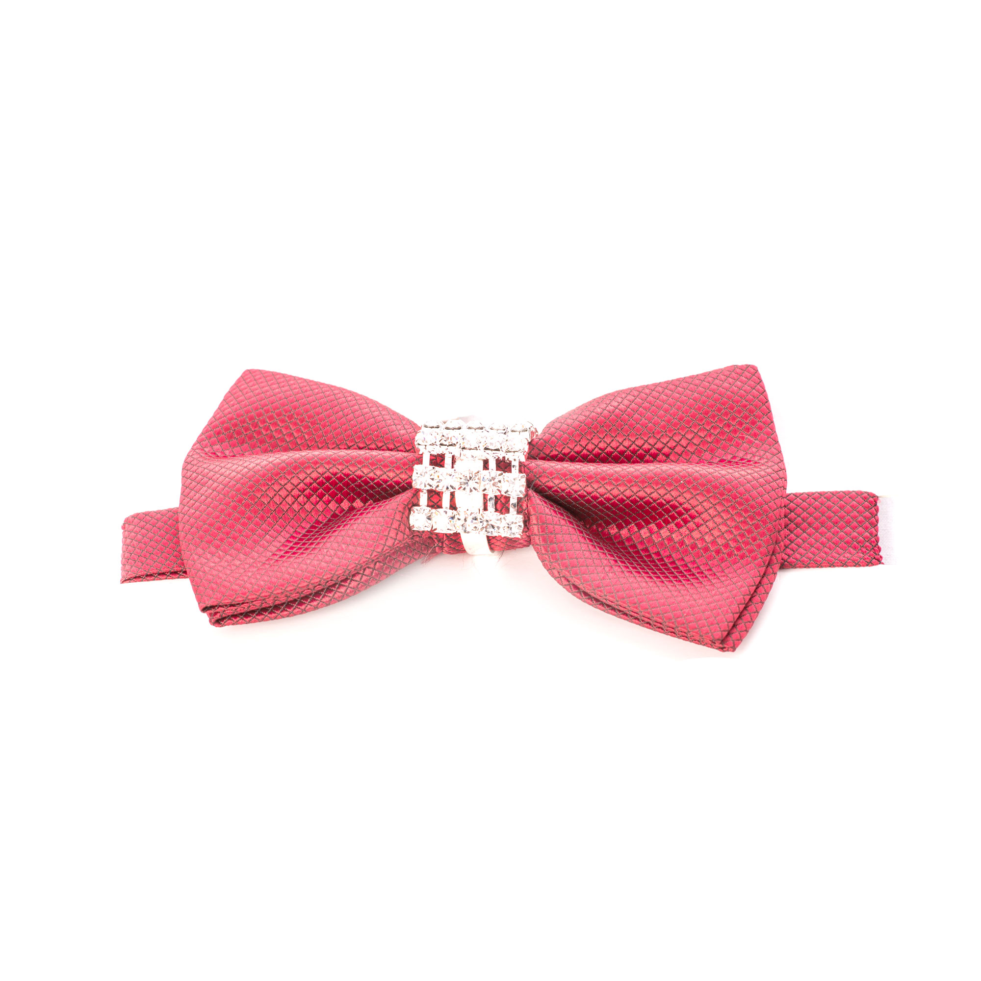Crystalized Solid Men's Bowties EBBT20-3B