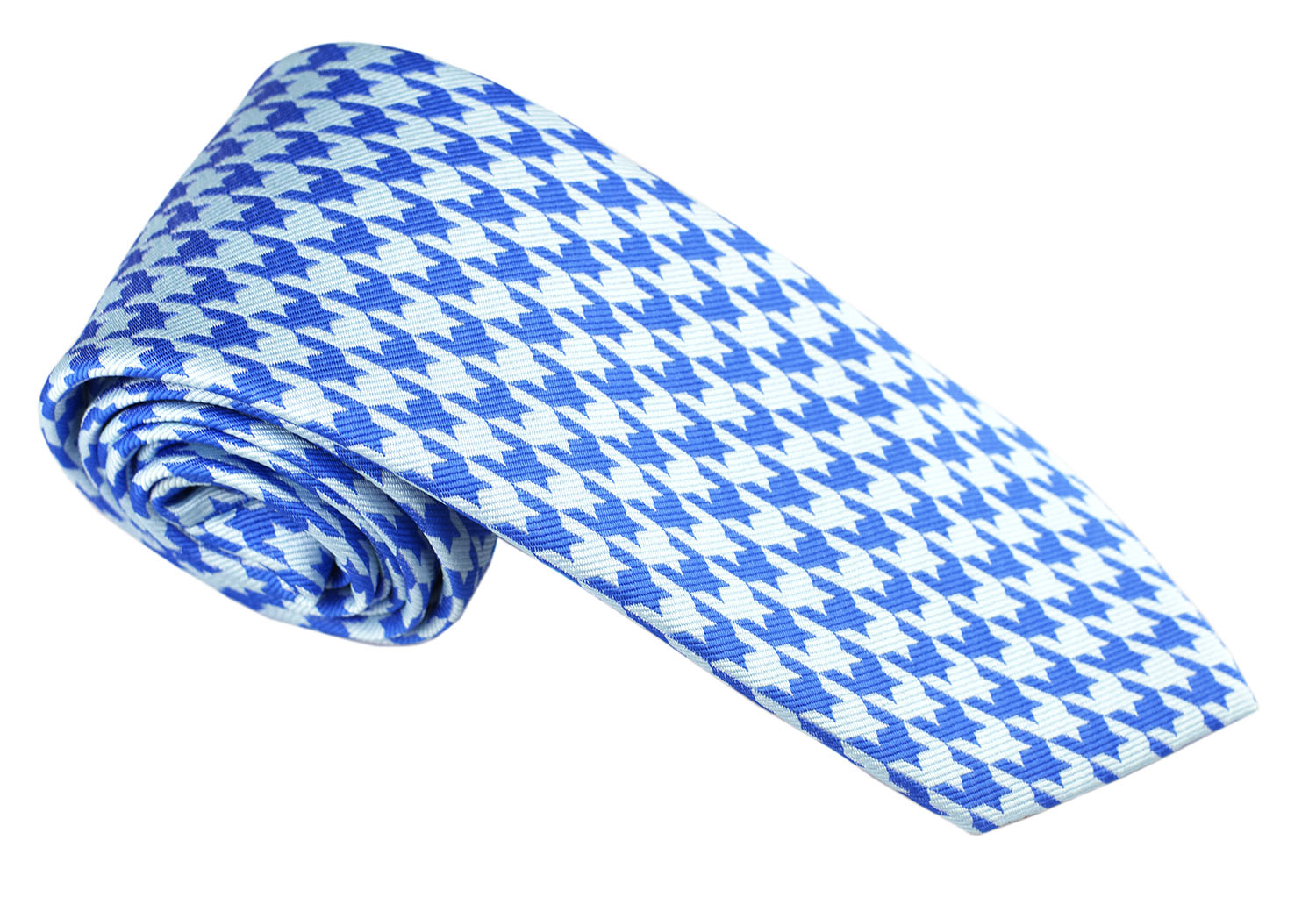 Large Hounds tooth Men's Ties EBNT3993