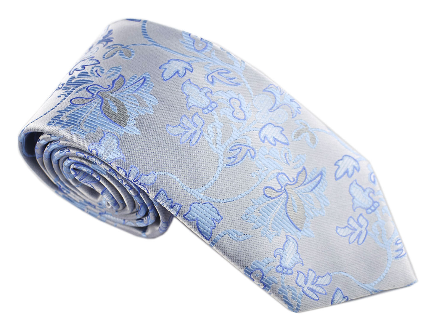 Leaf Design Men's Ties EBNT609