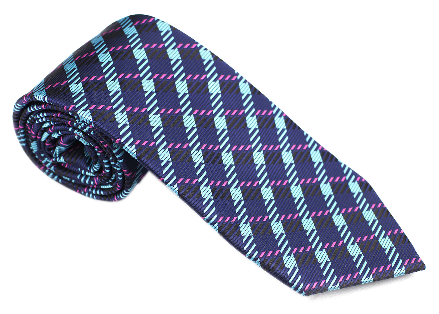 Checkered Men's Ties EBNT73