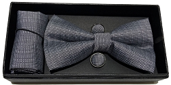 Premium Fashion 3Pc Bowties Set EBBTS125-1