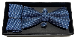 Elie Balleh Fashion 3Pc Bowties Set