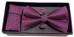 Elie Balleh The X Factor 3Pc Bowties Set