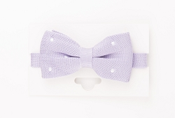 Elie Balleh Knit Polka Dots Men's Bowties