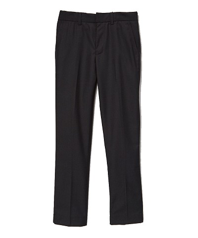 Elie Balleh Solid Boys Dress Pants Slacks