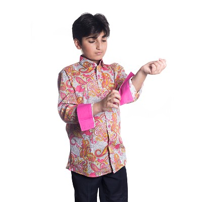Paisley Boys Shirts / Button Down EBSH134B