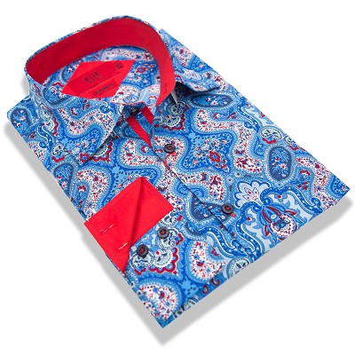 Medium Paisley Boys/Shirts EBSH275B