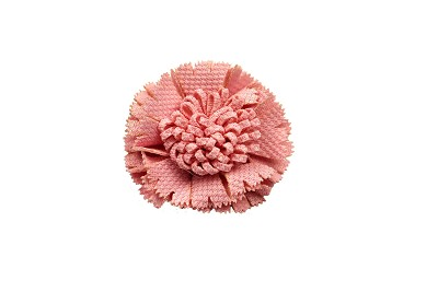Elie Balleh Pink Boys Flower Lapel Pin