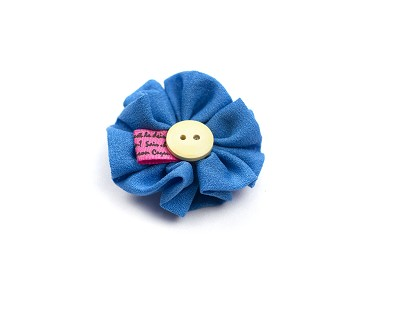 Elie Balleh Mustered Boys Flower Lapel Pin