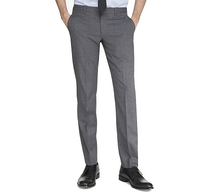 Elie Balleh Solid Dress Men Dress Pants Slacks