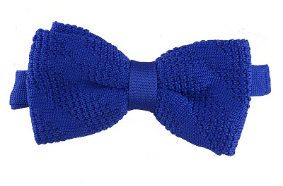 Elie Balleh Solid Knit Boy's Bowties