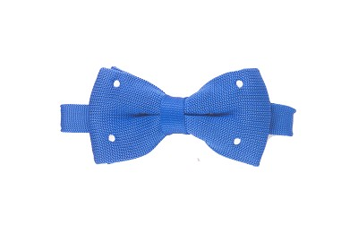 Elie Balleh Knit Polka Dots Boy's Bowties