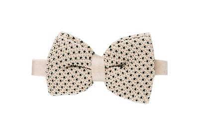 Elie Balleh Knit Fine Dots Men's Bowties