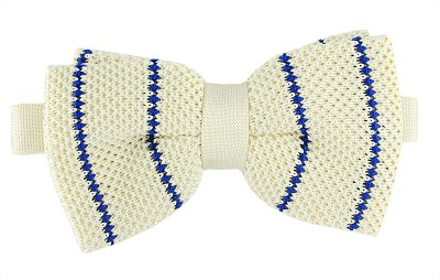 Elie Balleh Knit Strips Boy's Bowties