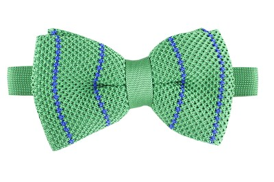 Elie Balleh Knit Strips Men's Bowties