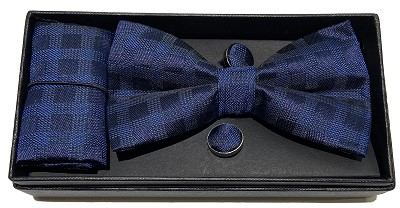 Elie Balleh Premium Fashion 3Pc Bowties Set