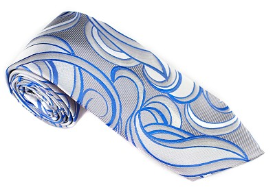 Elie Balleh Digital Waves Men's Ties
