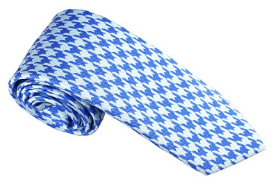 Elie Balleh Large Hounds Tooth Men's Ties